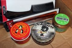 Different combs for different parts or styles and different pomades for different days. This #longbeach resident knows how to save some money on gas and #pomade Stop driving the same streets day in and day out, choose a different path. You can have your package waiting for you at home with no hassle at all in a few days or sooner. #grooming #mrpomade #savemoney #gassaver #fueleconomy #economical #style Pomade.com