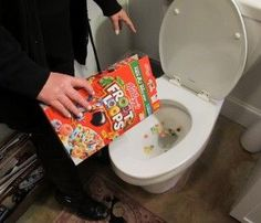 """""""How To Potty Train A Boy In A Day"""" Really! One funny story. (But it worked!) Read it and more on family humor blog"""