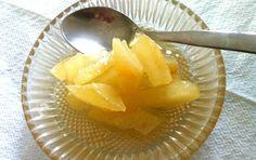 Λεμόνι γλυκό του κουταλιού Greek Sweets, Greek Cooking, Greek Recipes, Easy Desserts, Cantaloupe, Pineapple, Lemon, Canning, Fruit