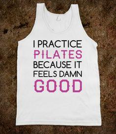 Pilates Feels Good
