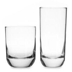 Libbey® Polaris 16-Piece Glassware Set - BedBathandBeyond.com