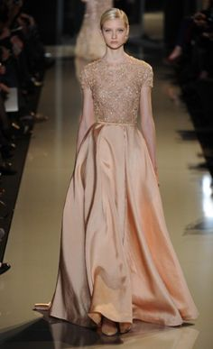 Paris Haute Couture: Elie Saab spring/summer 2013 in pictures - Fashion Galleries - Telegraph