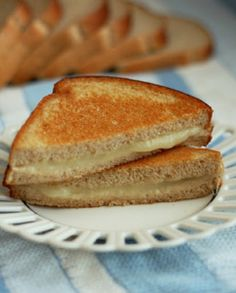 Homemade Healthy Grilled Cheese Sandwich 2
