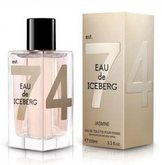 EAU DE ICEBERG Jasmine w 100ml edt - #парфюмерия Iceberg #Iceberg #parfum #perfume #parfuminRussia #vasharomatru