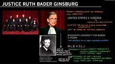 Ruth Bader Ginsburg on civil liberties and privacy