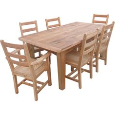 Amish Reclaimed Old Wood Plank Farm Table with Breadboard Ends (1,245 CAD) ❤ liked on Polyvore featuring home, furniture, tables, dining tables, two tone dining table, extension dining table, expandable kitchen table, plank dining table and extendable kitchen table