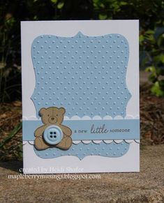 A New Little Someone by annheidel - Cards and Paper Crafts at Splitcoaststampers