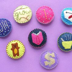New Year's Resolution Merit Badges