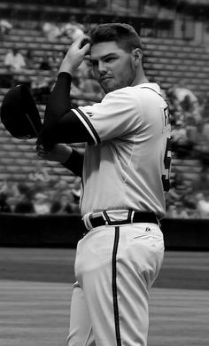 Freddie Freeman my favorite Braves player now that Chipper has retired