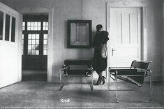 The Art Direction of Wolf Kaiser   Product: Marcel Breuer's Wassily Chair   PC:  Richard Schenkirz   Knoll Inspiration