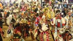 """Dance of the Spring Moon"" 2016 Lumbee Powwow. Celebration of the Lumbee Indians. Traditional Native American Indian food, arts, crafts, singing, music and dance. Maxton NC"
