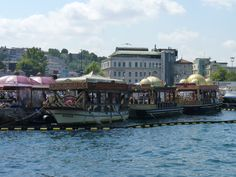 Estambul. Barrio de Eminönu.