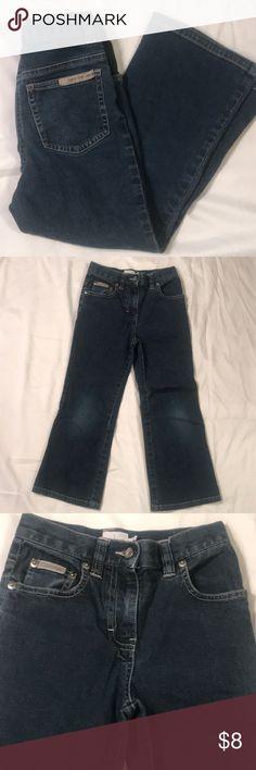 Calvin Klein Jeans Girls size 5 Calvin Klein Jeans girls size 5. 97% cotton and 3% spandex. Calvin Klein Jeans Bottoms Jeans