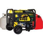 Champion 7000W Running / 9000W Peak DUAL FUEL Generator w/Electric Start