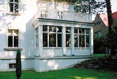 Fenster / Türen / Wintergärten - Crottendorfer Tischlerhandwerk | www.cthw.de