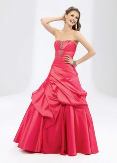 Natural waist sleeveless ball gown floor-length home coming dress  Read More:    http://www.wholesale-lucky.com/index.php?r=natural-waist-sleeveless-ball-gown-floor-length-home-coming-dress.html