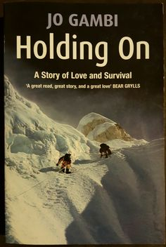 Holding On: A story of love and survival; Jo Gambi