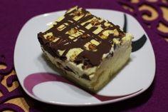 Semifreddo s mascarpone, čokoládou a chilli mandľami - Tinkine recepty Bon Appetit, Tiramisu, Pie, Ethnic Recipes, Food, Mascarpone, Torte, Cake, Fruit Pie