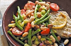 Mixed bean salad with mustard dressing recipe - goodtoknow