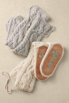 Arctic Slipper Socks from Soft Surroundings
