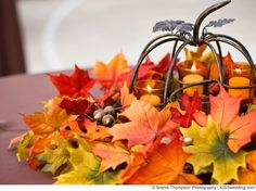 Fall Leaves Wedding Theme   ... Fall Wedding Themes: Pictures and Ideas For Fall Theme Weddings
