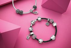 Combine charms from our Pandora selections to make a wonderful personalized gift for your sweetheart in High Point, North Carolina.