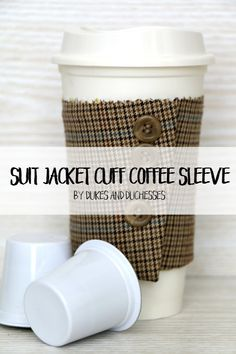 DIY suit jacket cuff