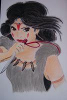 Princesse Mononoke by soic56
