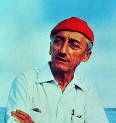 jean jacques cousteau-mütze!