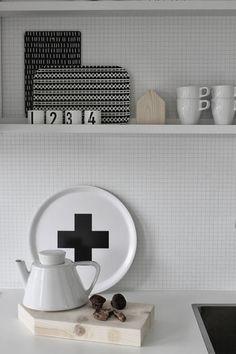 Skrinet mitt.: Hus på kjøkkenet.