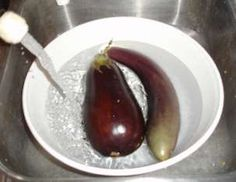How to Freeze Eggplant - Easily! With Step-by-step Photos, Recipe, Directions, Ingredients and Costs