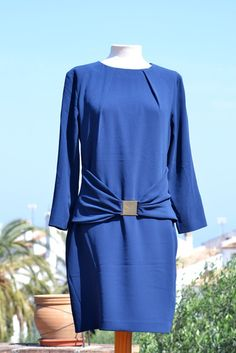 Vestido hebilla SFERA - Chicfy   25€