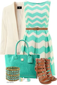 """""""Zig Zag and a Really Great Bag"""" by stylesbyjoey ❤ liked on Polyvore"""