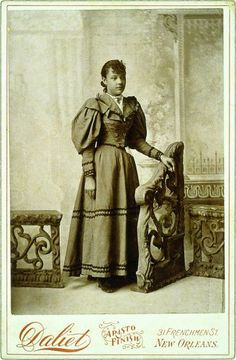 new orleans creole women | 19th Century New Orleans Creoles