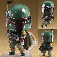 Nendoroid Star Wars The Empire Strikes Back Boba Fett Action Figure