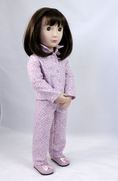 A Girl For All Time® Doll Clothes Pattern by NoodleClothing