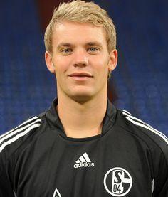 Manu Neuer be Schalke 04