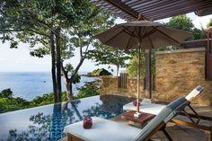 2 Must Stay Hotels in Krabi: Crown Lanta Resort and Aonang Cliff Beach Resort