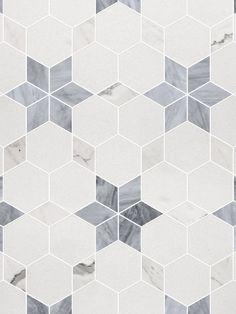 Heartwell Star Water Mosaic Tile Backsplash Shower Tray