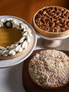 Pumpkin Pie Recipe from Thomas Keller's Bouchon Bakery