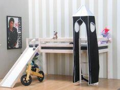 Thuka Kinder Stoff Turm Spielturm f. Kinderbett Hochbett Rutschbett Bett schwarz Jetzt bestellen unter: https://moebel.ladendirekt.de/kinderzimmer/betten/hochbetten/?uid=533e14ef-943d-5874-ba4b-0e1102e32d8f&utm_source=pinterest&utm_medium=pin&utm_campaign=boards #kinderzimmer #kleinkindmöbel #hochbetten #betten Bild Quelle: plus.de