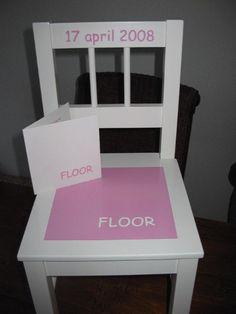 Geboortestoeltje voor Floor