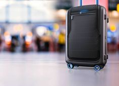 The world's first smart suitcase via @PureWow