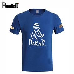 Men/Women Clothing Dakar Motorcycle Rally Commemorative T-shirt Men Brand Casual Cotton T Shirts Mens Short Sleeve Printed Tee #Affiliate