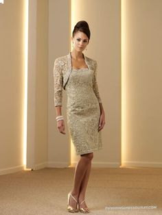 Shop For Silk Like Satin Corset Bodice Strapless Knee-length Mother Of The Bride Dress   Tea Length Wedding Guest Dress