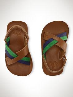 bradley leather sandal