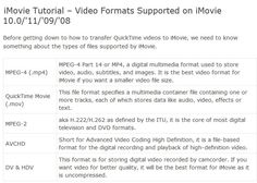 9 Best iMovie Tips and Tricks images in 2014 | Mac os, Video editing