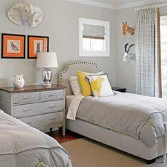 twin bed kid's room @dreambedrooms2014 via ink361.com