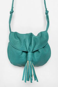 Urban Outfitters Ecote Tassel Crossbody Bag 28
