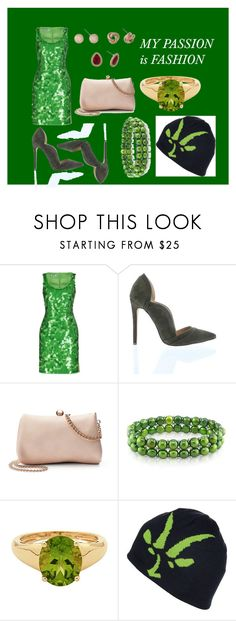 """My passion is fashion ;*"" by racheldenisnefeke ❤ liked on Polyvore featuring Moschino Cheap & Chic, LC Lauren Conrad, Miadora, ibex, love, GREEN and shoes"